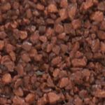 WB84 Woodland Scenics: Iron Ore Coarse Ballast (18 cu. in. bag)